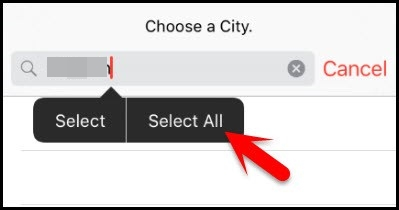 city-option-in-iphone