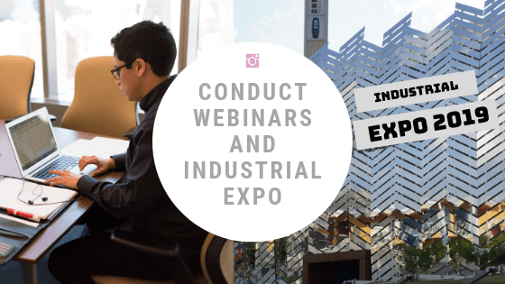 conducting-webinars-and-industrial-exposures
