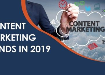Five Content Marketing Trends You Need To Know In 2019