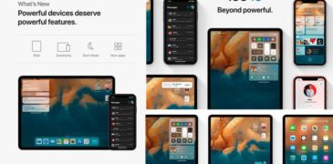 What are the Trending Features of iOS 13 and iPad OS?