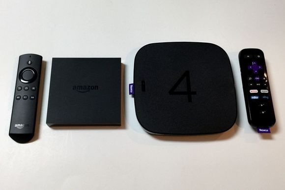 Fire Television or Roku