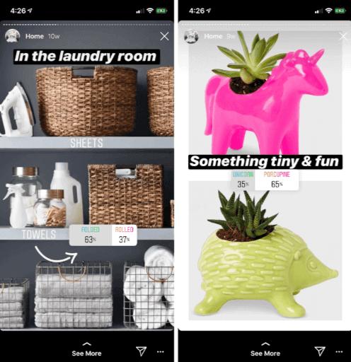 retailer-instagram-story