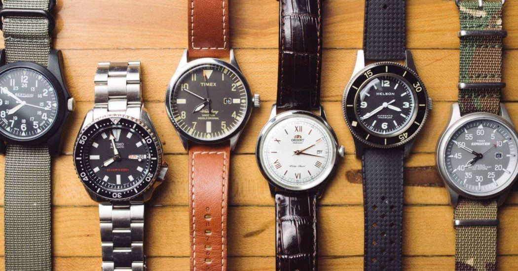 How a Company Can Promote Themselves With Logo Watches?