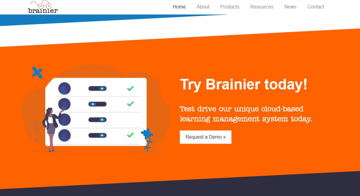 brainier-lms