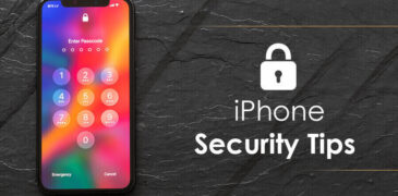 What Are Top 10 Tips To Secure Your iPhone's Data?
