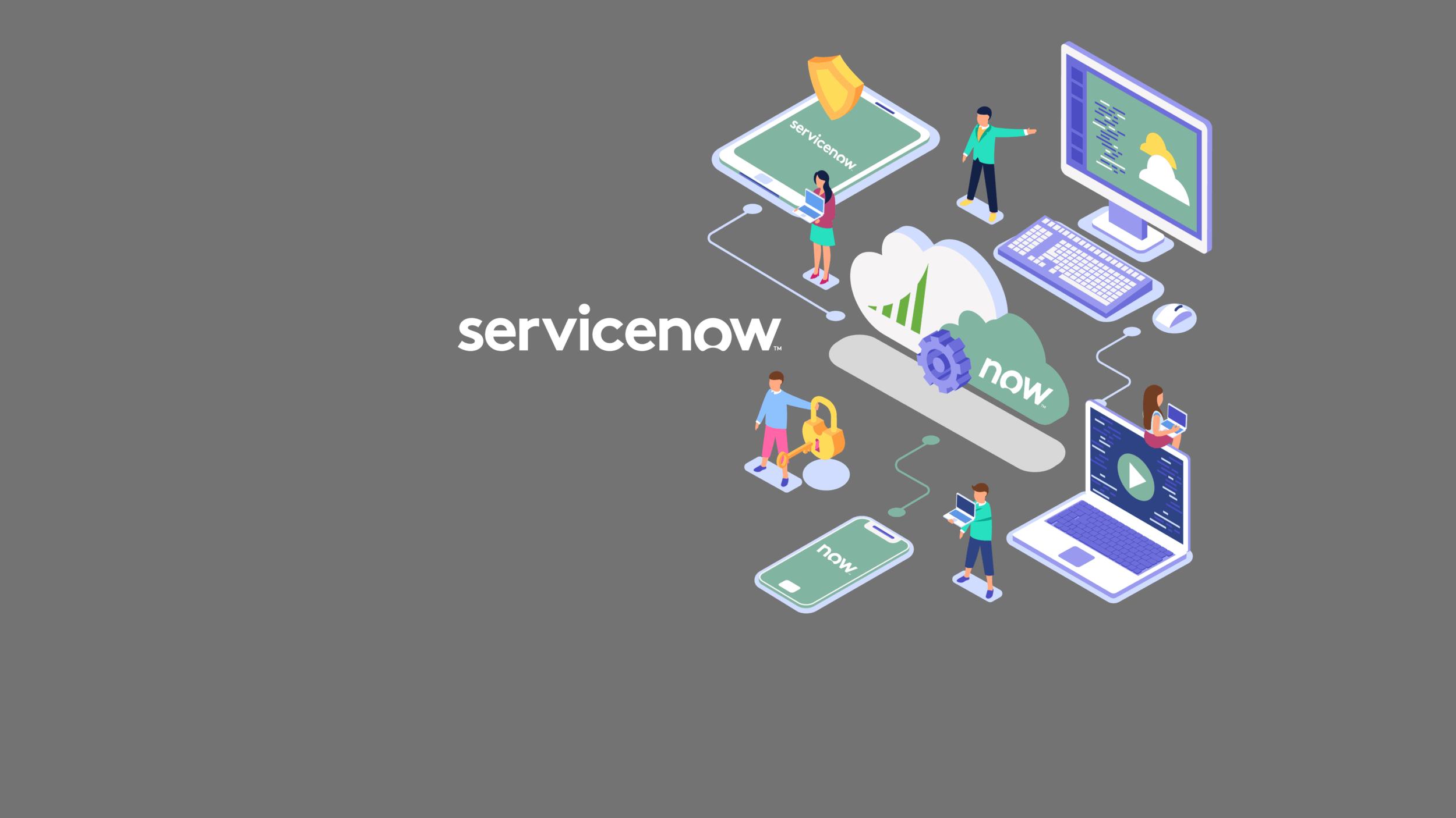 servicenow-custom-apps
