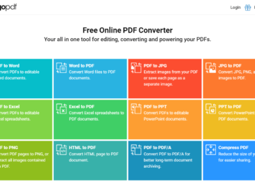 Convert, Split And Compress Your File Formats Using GogoPDF
