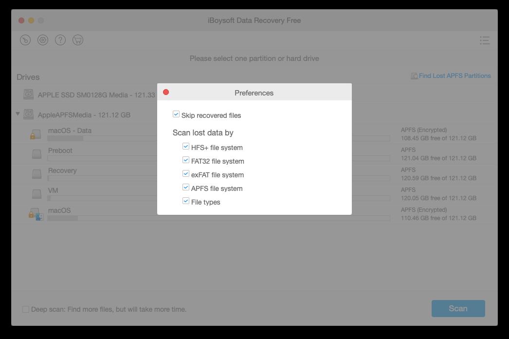 iBoysoft-data-recovery-preference