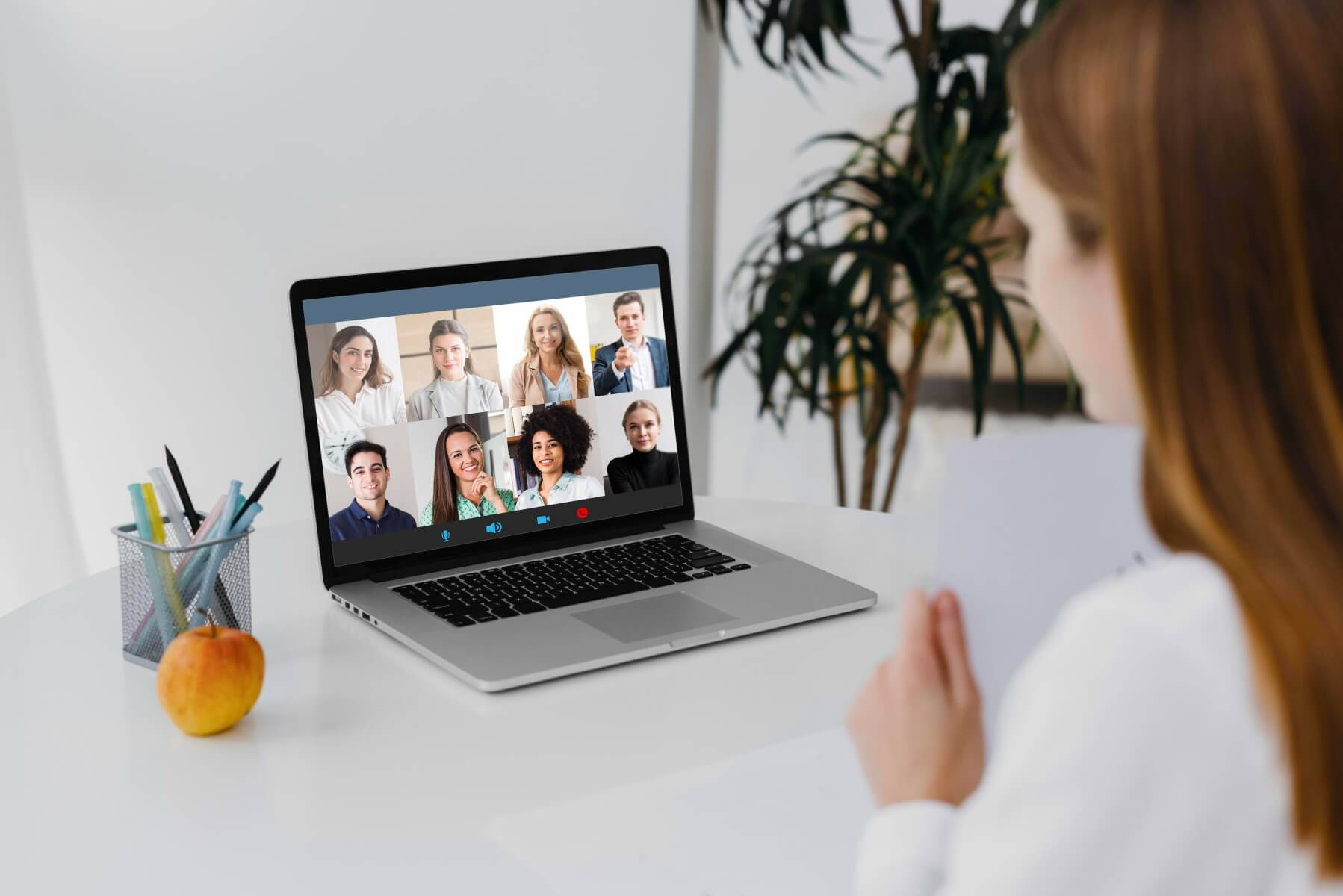 online-video-conference